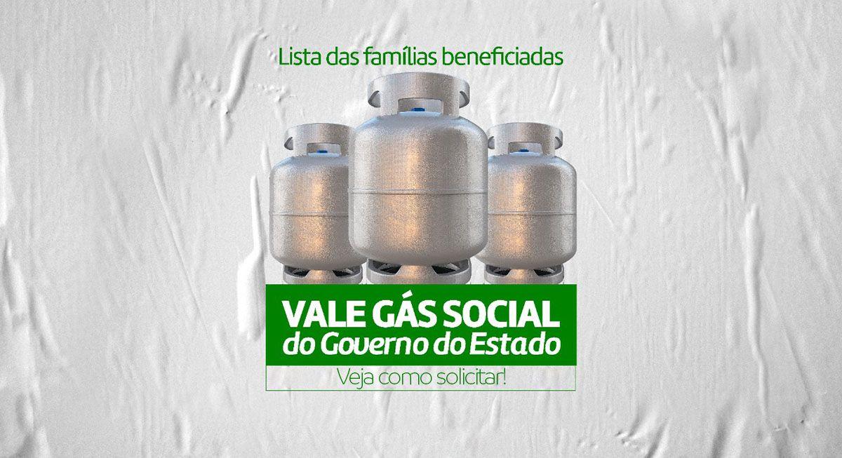 Inscritos no Bolsa Família podem receber Vale-Gás