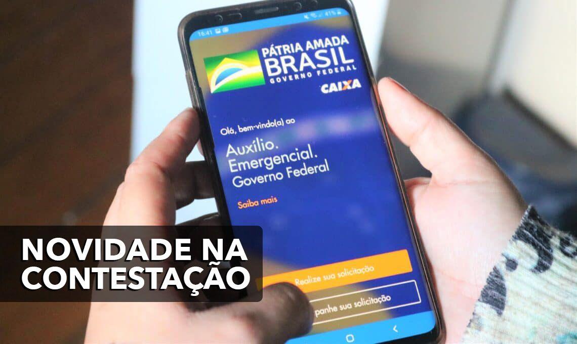 NOVIDADE na CONTESTAÇÃO do Auxílio Emergencial para INSCRITOS no BOLSA FAMÍLIA