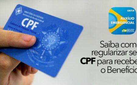 PAGAMENTO do Auxílio CPF REGULAR: Atenção para CONSULTA 1ª, 2ª, 3ª e 4ª PARCELA – LIBERAÇÃO SOMENTE neste CASO!