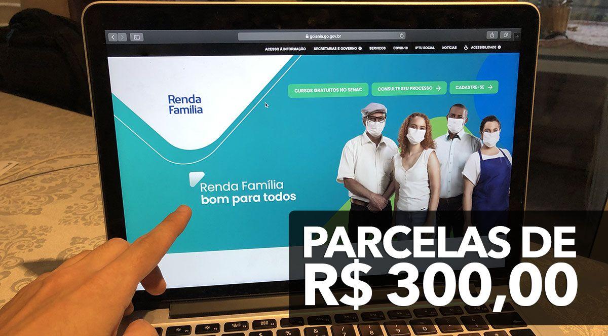 Prefeitura LIBERA 6 PARCELAS de R$ 300,00 para TRABALHADORES