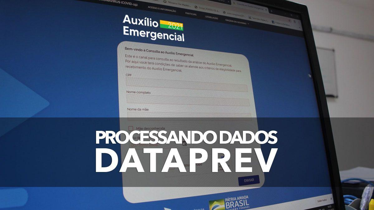 Processando DADOS DATAPREV MEI