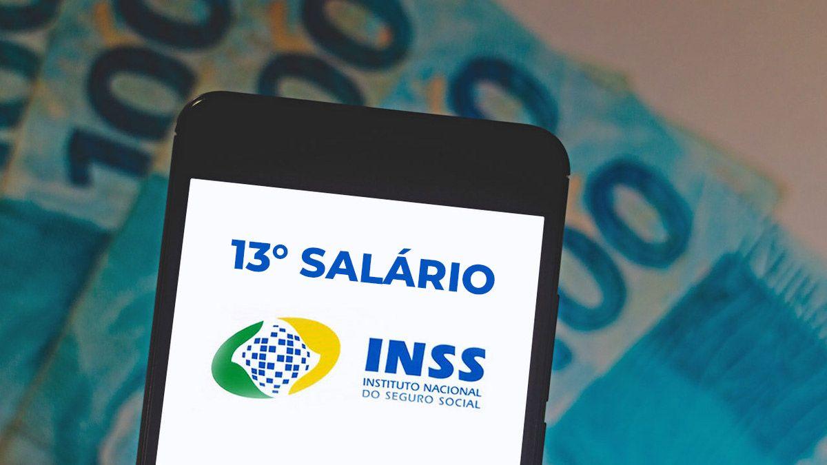 Saiu a DATA OFICIAL! 13° SALÁRIO do INSS