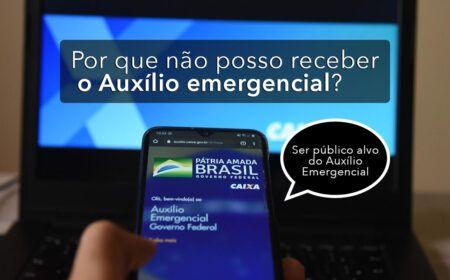 Ser Público Alvo do Auxílio Emergencial 2021: O que SIGNIFICA e como RESOLVER?