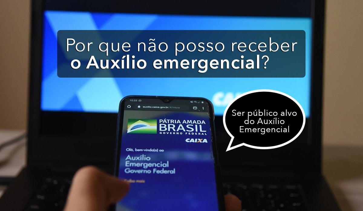 Ser Público Alvo do Auxílio Emergencial 2021