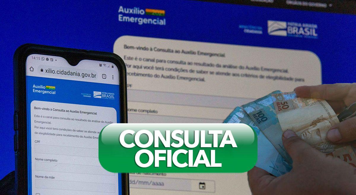 Veja como FAZER a consulta do Auxílio Emergencial 2021 através do site oficial!