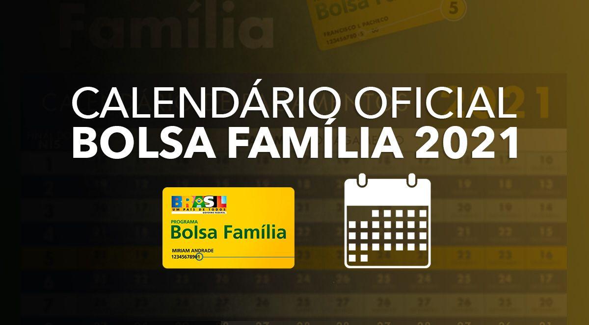 Veja o CALENDÁRIO OFICIAL do BOLSA FAMÍLIA em ABRIL com NIS COMPLETO