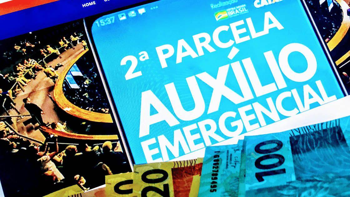 Veja quando você vai RECEBER a 2ª PARCELA do Auxílio Emergencial em MAIO