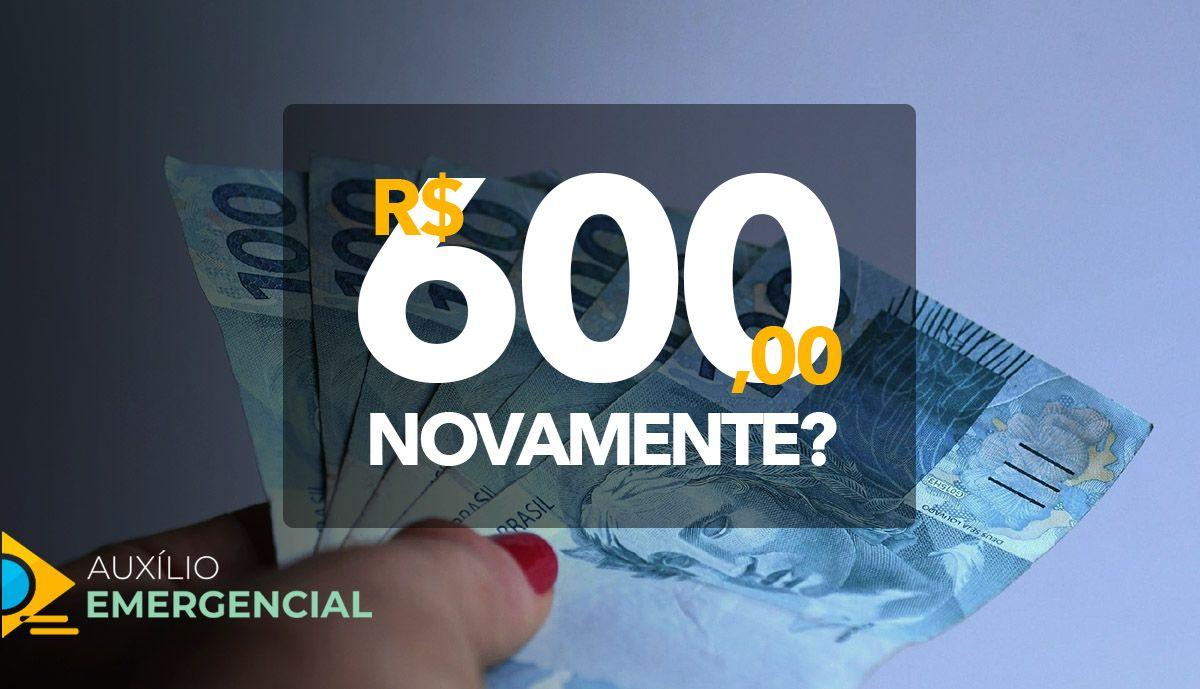 Auxílio Emergencial de R$600 na SEGUNDA PARCELA em MAIO