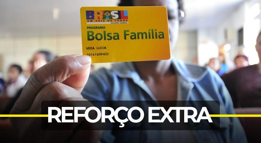 Beneficiários do Bolsa Família ganham reforço extra além do Auxílio Emergencial em 2021