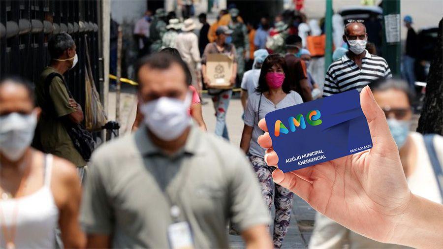 Beneficiários recebem Cartão-alimentação com cargas de R$ 50 ou R$ 150