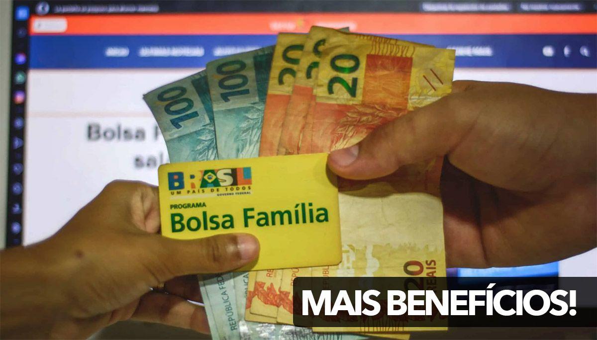 Bolsa Família 2021: Mais benefícios para inscritos