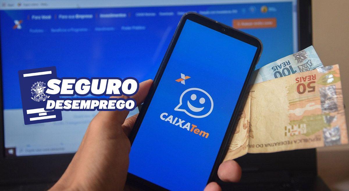 Brasileiros começam a receber o seguro-desemprego através do Caixa Tem