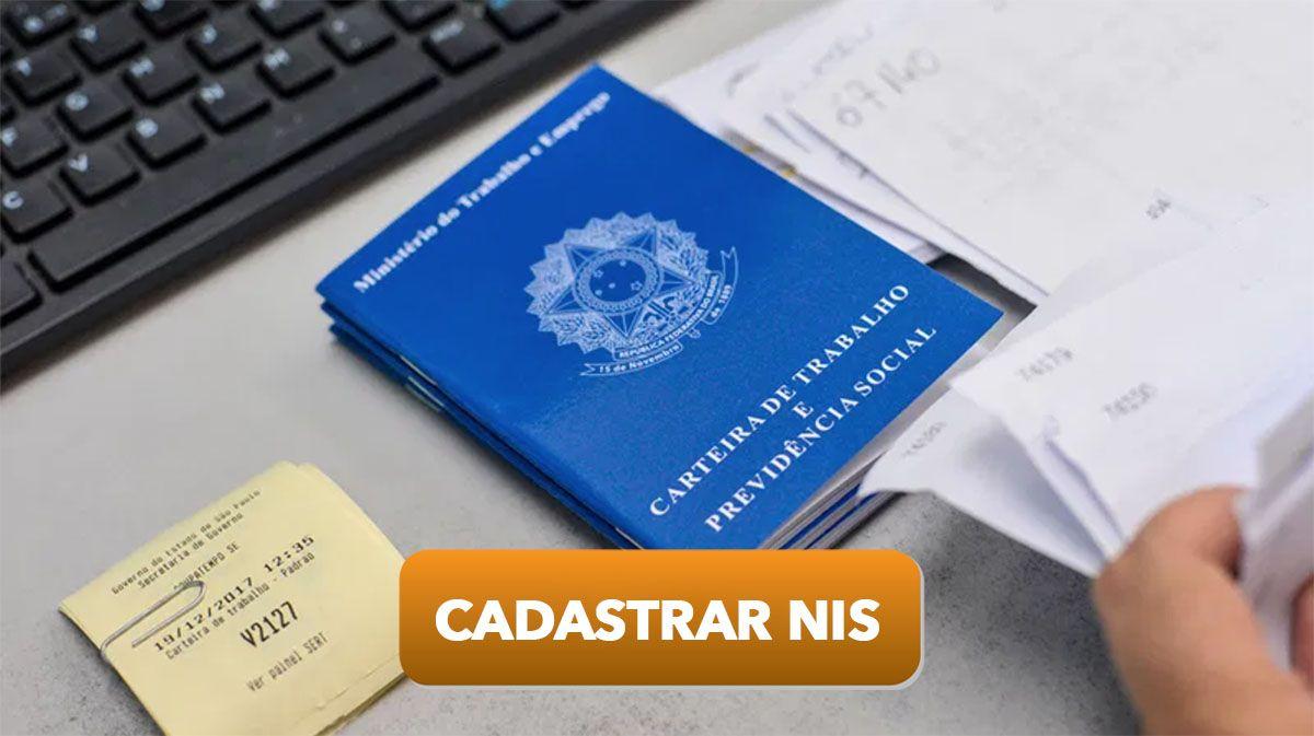 Cadastro NIS Online 2021