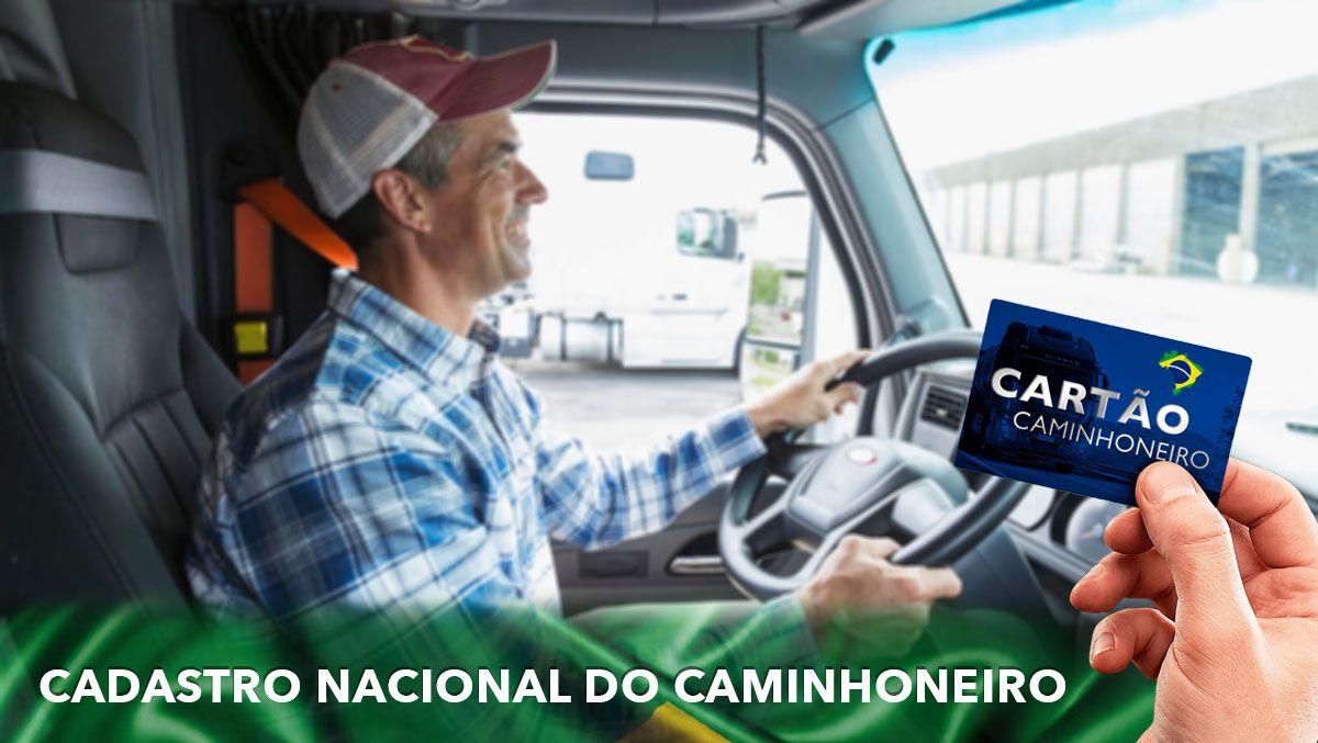Cadastro Nacional do Caminhoneiro