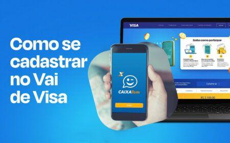 Cadastro Vai de Visa 2021: Benefícios, Descontos, Vantagens e Prêmios através do Caixa Tem
