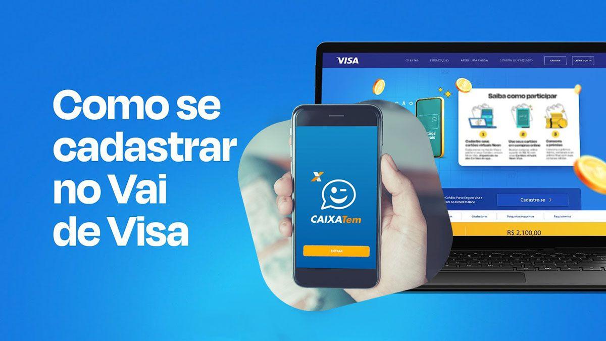 Cadastro Vai de Visa 2021