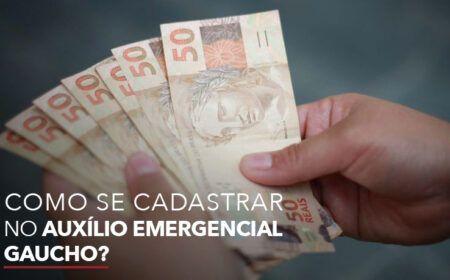 Como fazer o cadastro no Auxílio Emergencial Gaúcho: Passo a passo para realizar a inscrição e receber o benefício de até R$ 1 mil