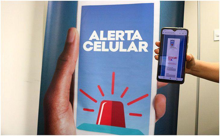 Como se cadastrar no Sistema Alerta Celular