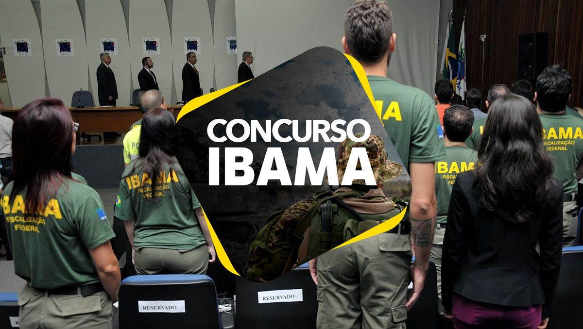 Concurso IBAMA 2021 Inscrições