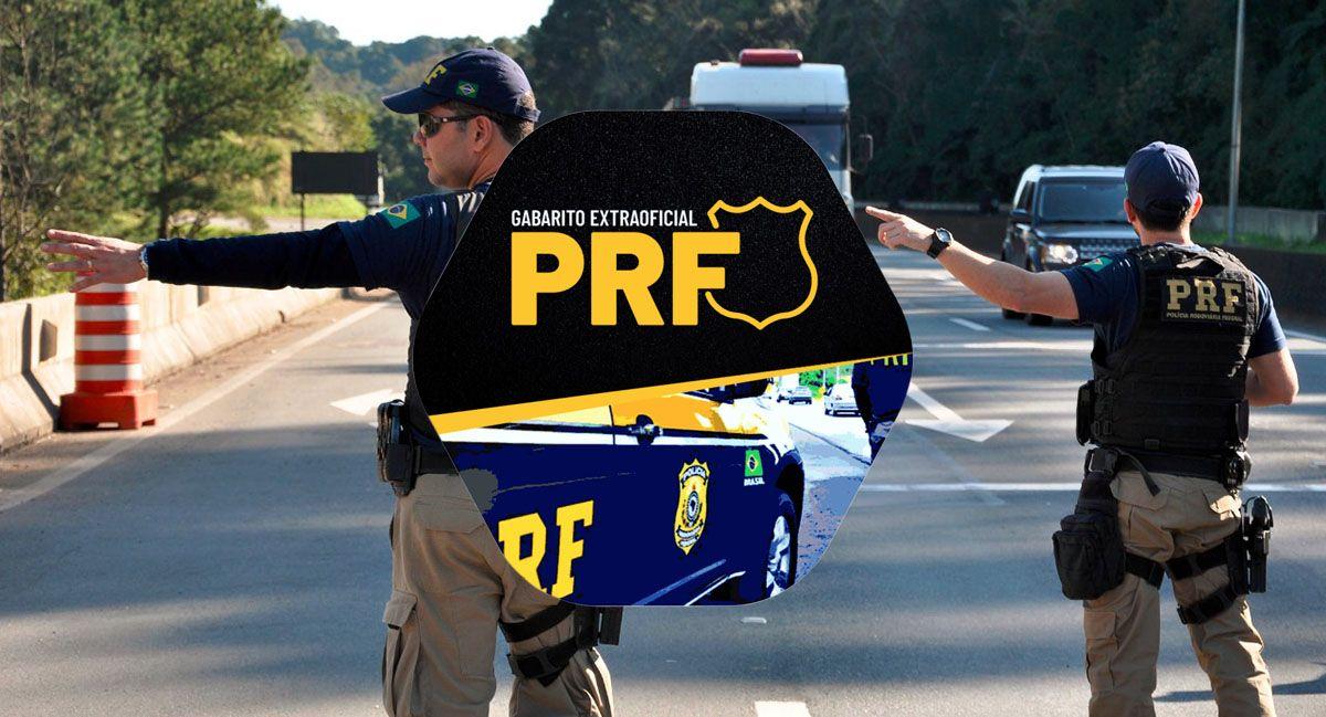 Concurso PRF 2021: Correção do gabarito