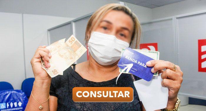 Consulta pelo CPF Renda Pará