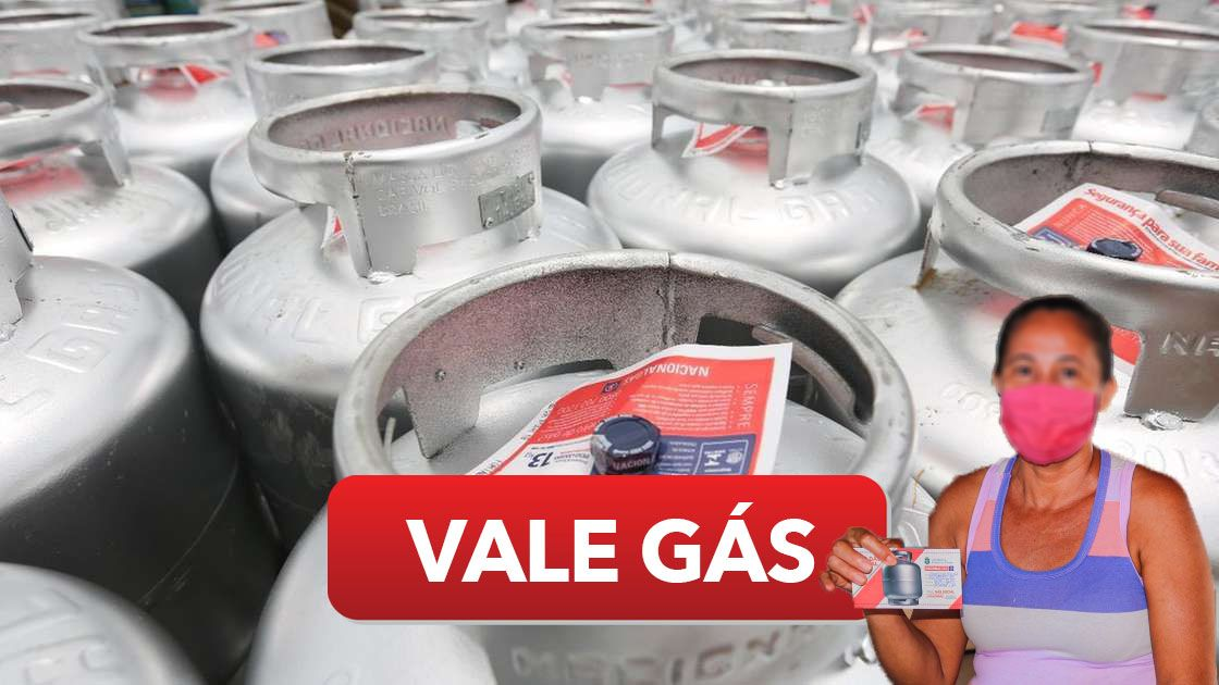 Distribuição do 2º lote dos tíquetes Vale Gás Social começam a partir do dia 10/05