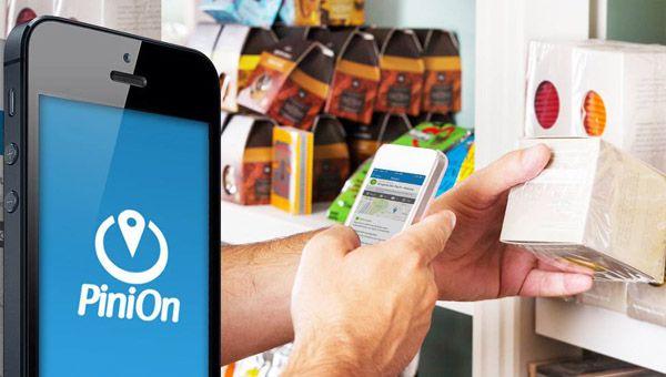 É possível ganhar R$ 0,25 por resposta de pesquisa no aplicativo PiniOn?