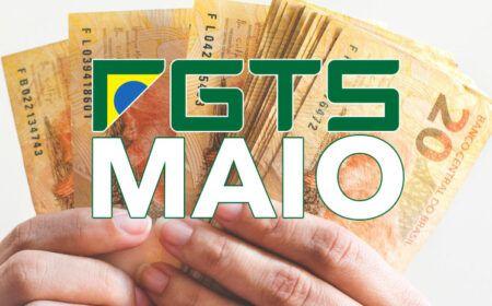 FGTS em MAIO: Caixa divulga CALENDÁRIO COMPLETO com DATAS de SAQUES de até R$ 2.900…