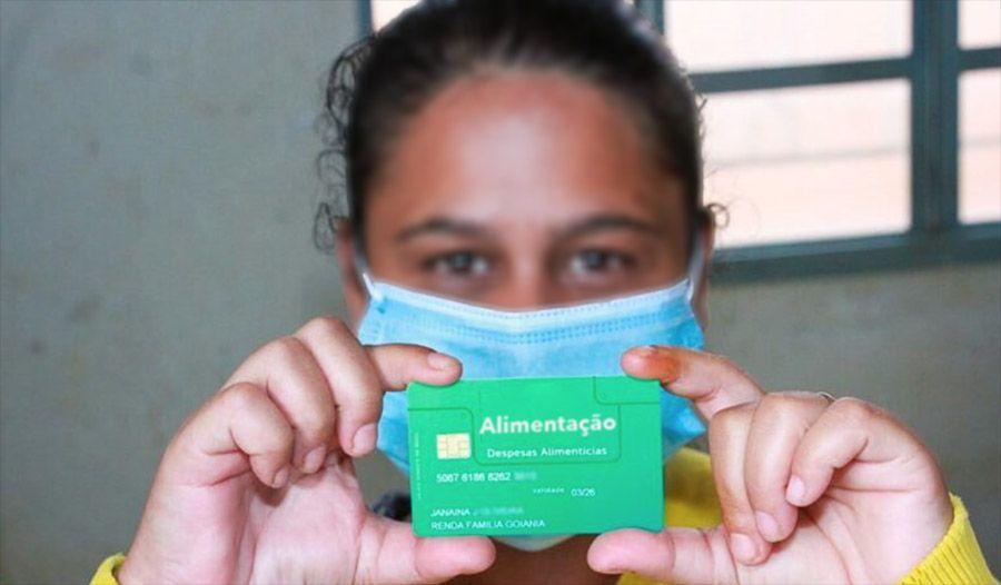 Governo inicia distribuição de Cartão Alimentação para 530 mil estudantes