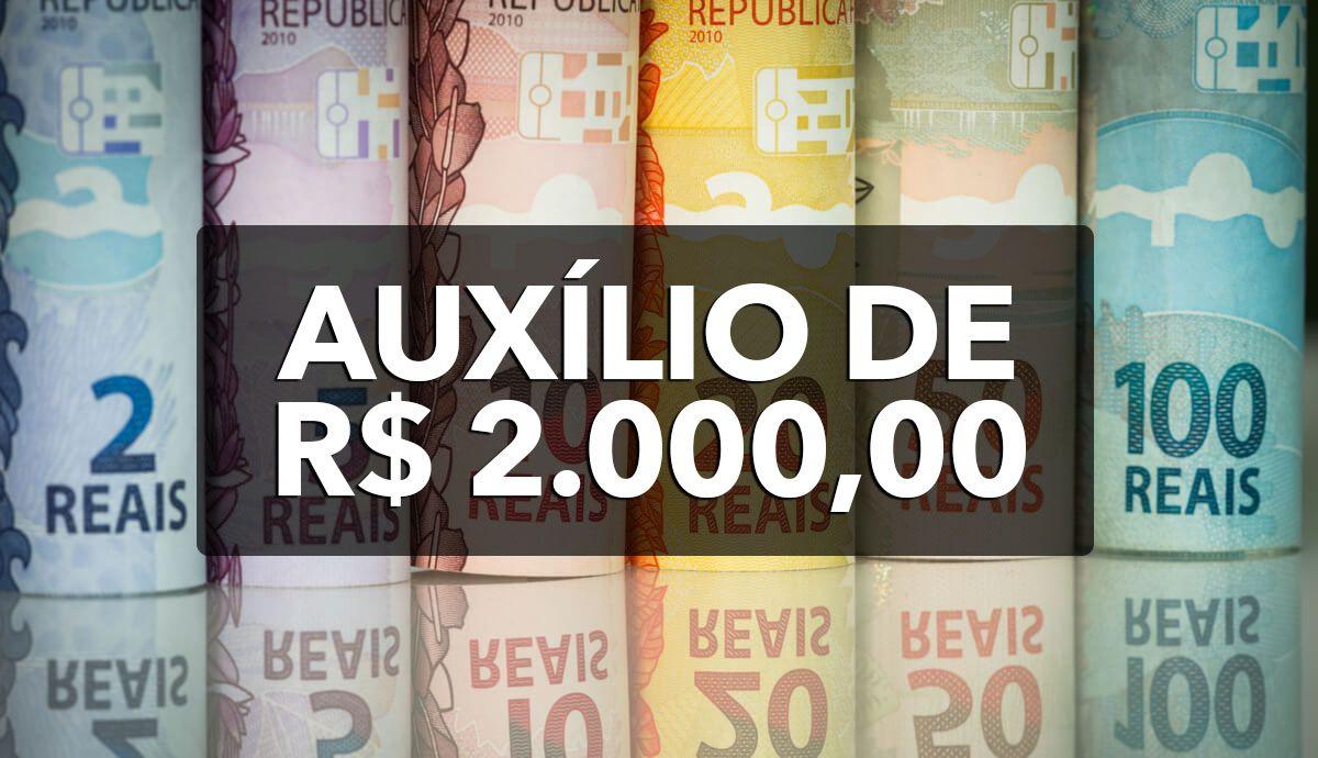 Governo libera primeiro lote de Auxílios de R$ 2 MIL