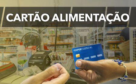 Governo oferece 50 mil cartões alimentação no valor de R$ 100 para famílias no estado