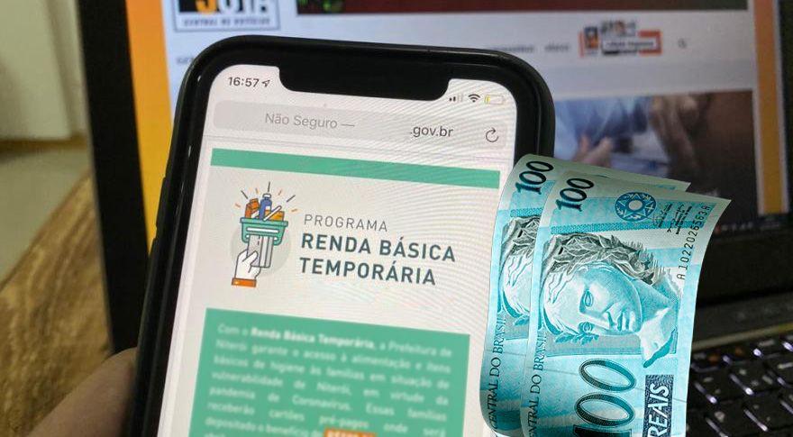 Inscrição no Programa Renda Básica Municipal de R$ 200,00 é prorrogada