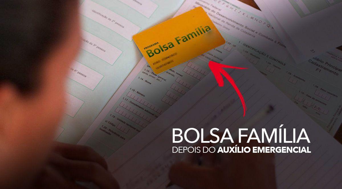 Inscritos no Bolsa Família terão retorno automático após Auxílio Emergencial