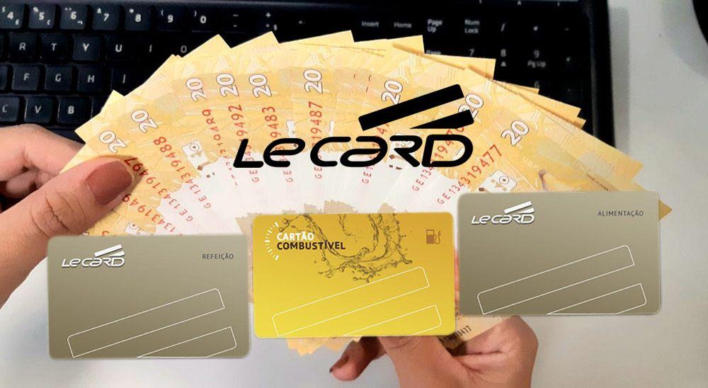 Le Card Cartões Benefícios