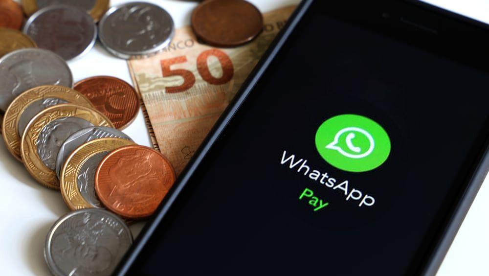 Passo a passo de como transferir dinheiro pelo WhatsApp