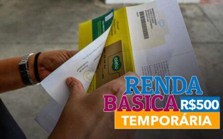 Renda Básica Temporária para famílias com filhos na rede municipal: Cartão de R$ 500 por mês para usar em farmácias, mercados e mais! Veja como receber o benefício