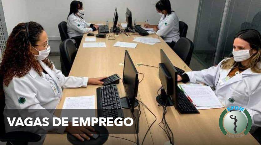 SPDM Trabalhe Conosco