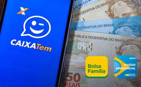 Saiba como receber até R$ 250 mil usando o Auxílio Emergencial e Bolsa Família no Caixa Tem