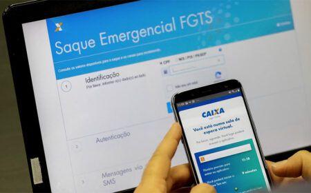 Saque Emergencial do FGTS em 2021: Retirada de R$ 1.500 através de projeto