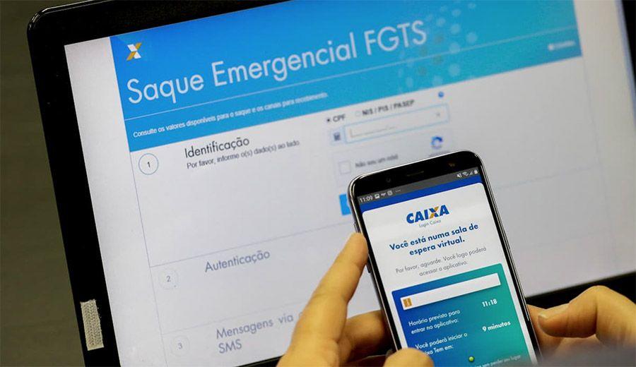 Saque Emergencial do FGTS em 2021