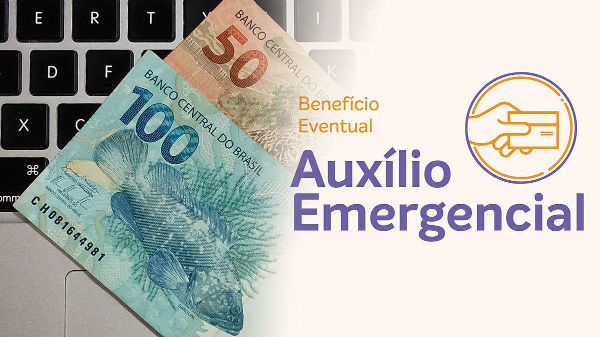Veja como validar a inscrição para o Auxílio Emergencial Municipal e agendar o recebimento do cartão de R$ 150,00