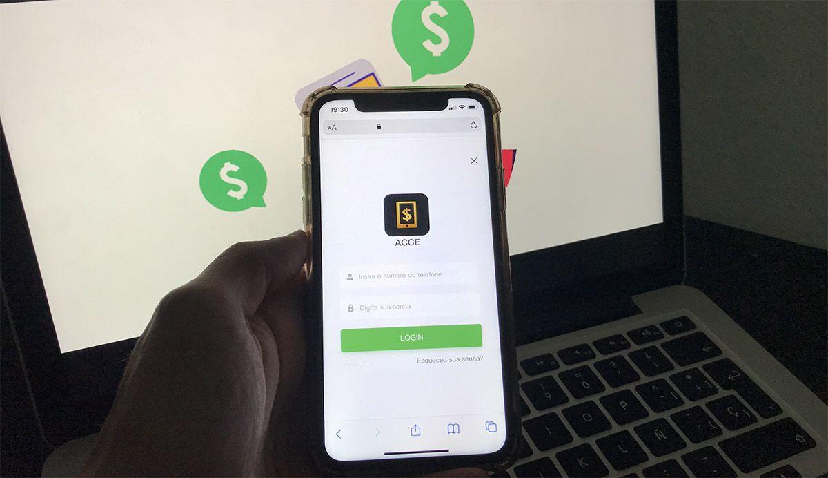 ACCE GO: Nova plataforma promete pagar R$50