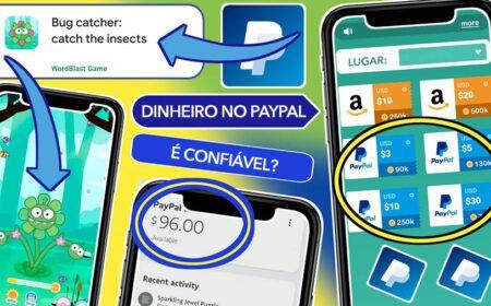 Aplicativo Bug Catcher paga em Dólar via PayPal: é confiável? Veja os reviews sobre o app