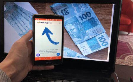 Aplicativo Honeygain é seguro? App paga 20 dólares para usar sua internet