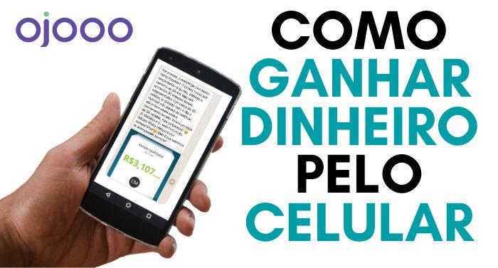 Aplicativo Ojooo promete pagar de R$100 a R$150 por dia para assistir anúncios