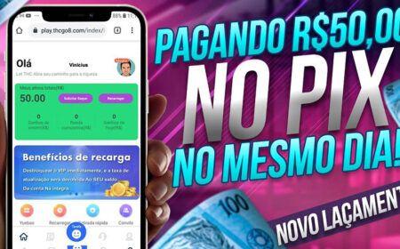 Aplicativo Play THC promete pagar R$50,00 no Pix: É confiável? Feedback dos inscritos