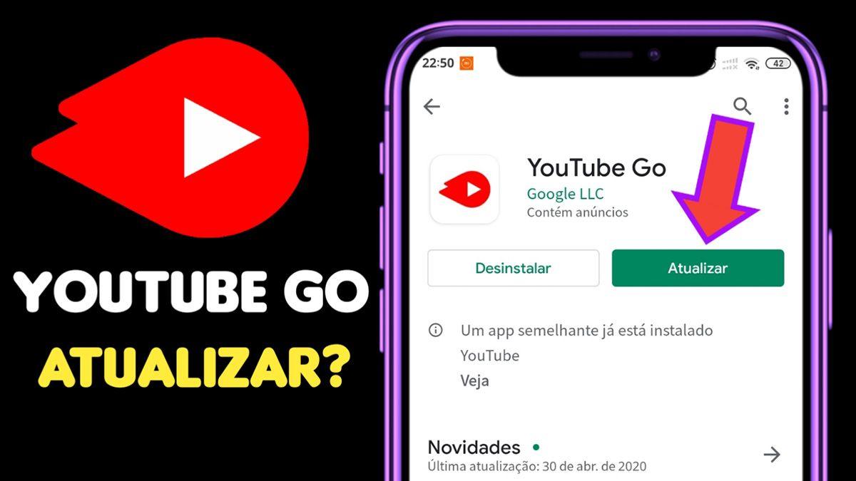 Aplicativo do YouTube sem propagandas