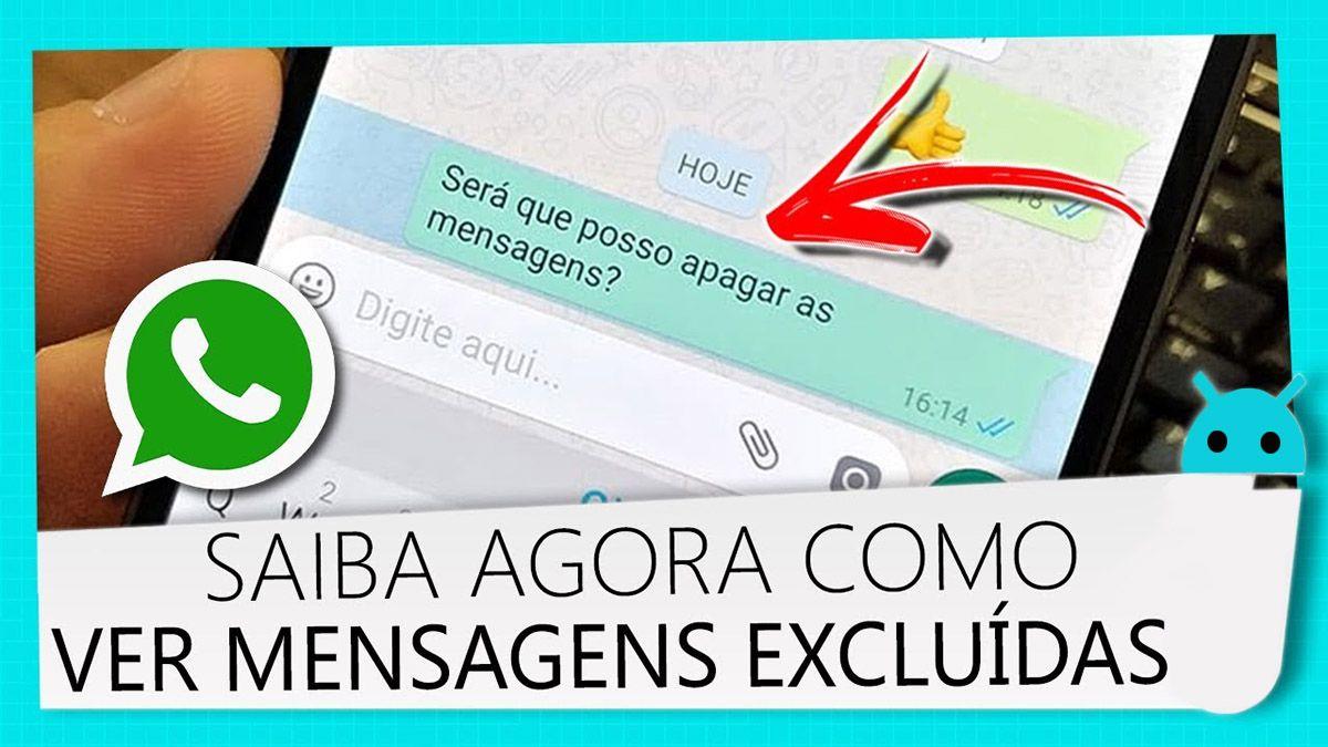 Aplicativo para ver mensagens apagadas do WhatsApp é seguro?