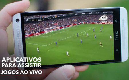 Aplicativos para assistir Jogo ao Vivo: Conheça 5 apps para assistir jogos pelo celular