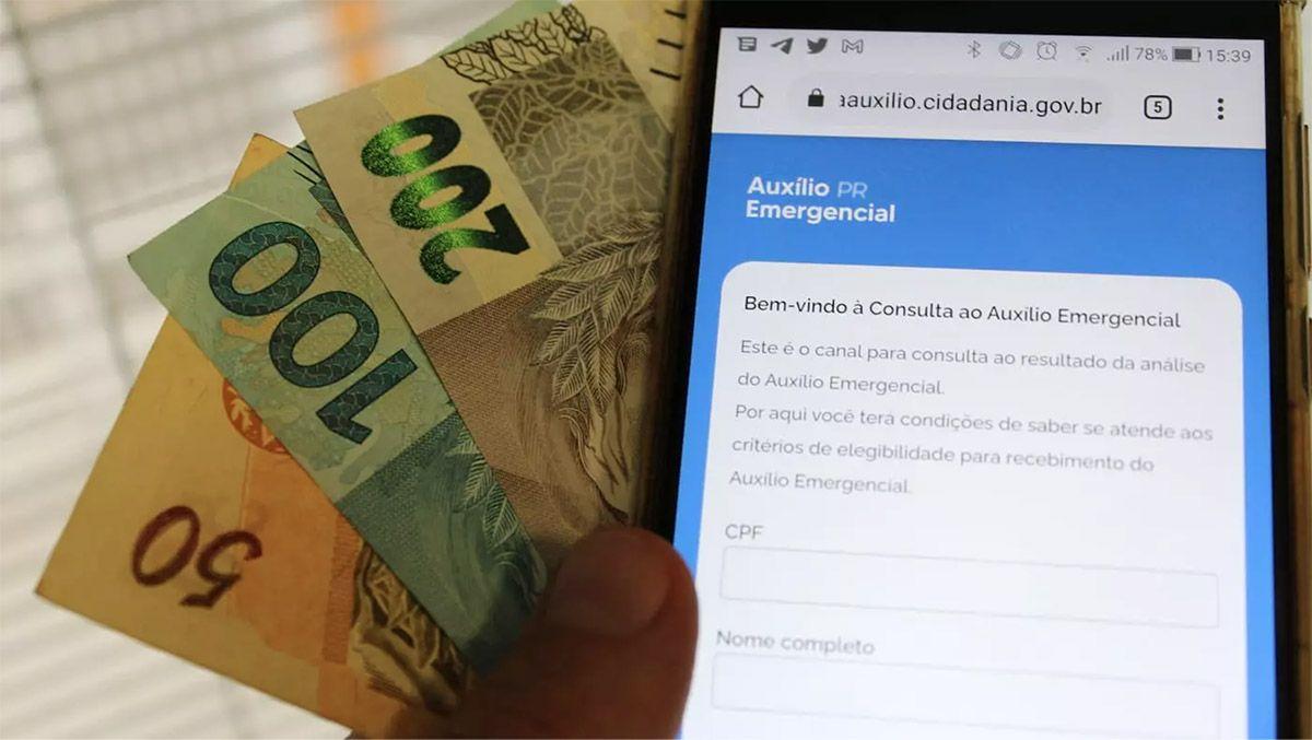 Auxílio Emergencial Paraná Cadastro